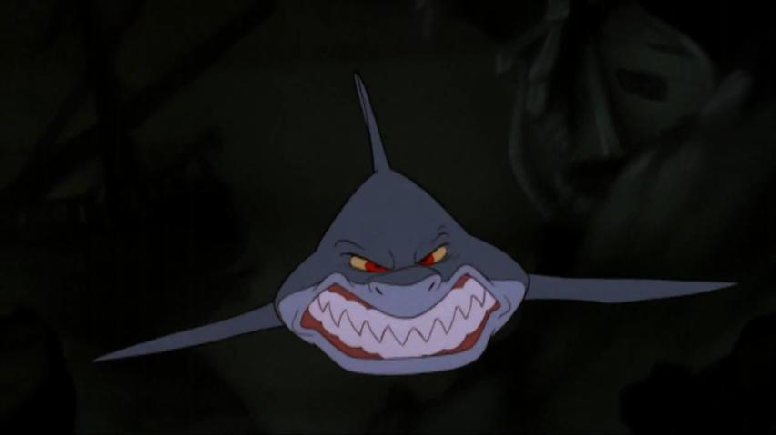the little mermaid antagonists characters tv tropes