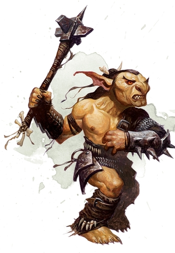 Dungeons & Dragons Races / Characters - TV Tropes