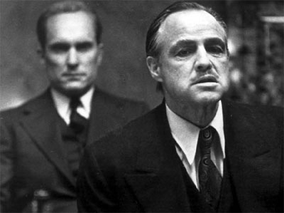 Image result for the godfather and his consigliere