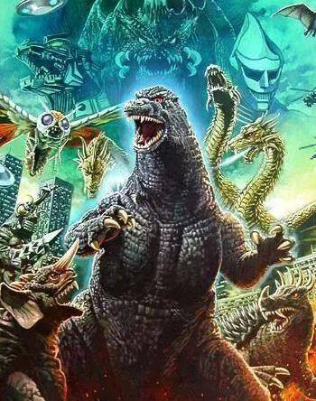Godzilla Franchise Tv Tropes