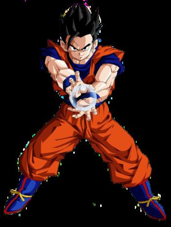 Dragon Ball Son Gohan Characters Tv Tropes