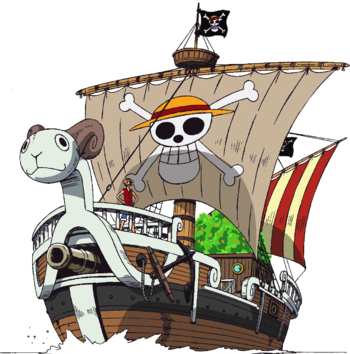 One Piece: Straw Hat Pirates, East Blue / Characters - TV ...