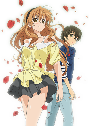 Golden Time Light Novel