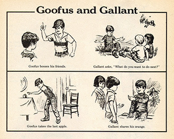 http://static.tvtropes.org/pmwiki/pub/images/goofus_and_gallant.jpg