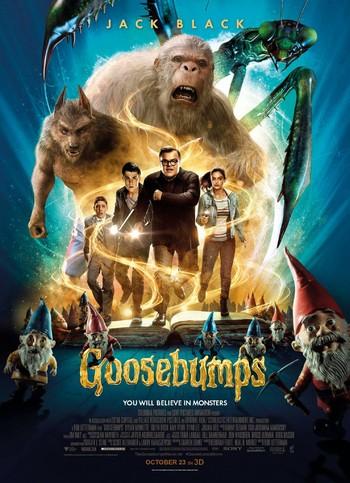 Goosebumps (Film) - TV Tropes