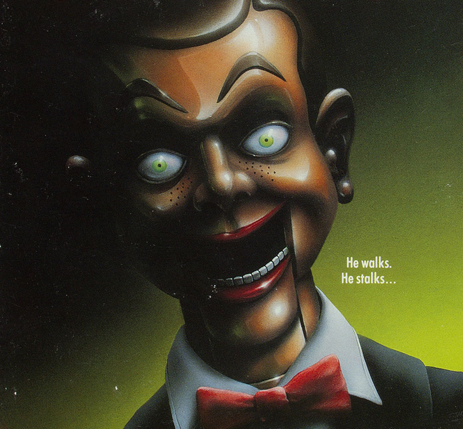 goosebumps nightmare fuel tv tropes