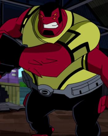 Ben 10 Villains Omniverse Characters Tv Tropes