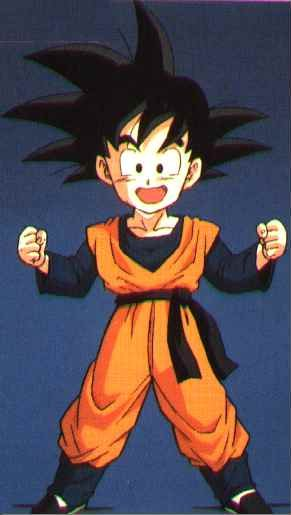 dragon ball gt gotenks. Son Goten