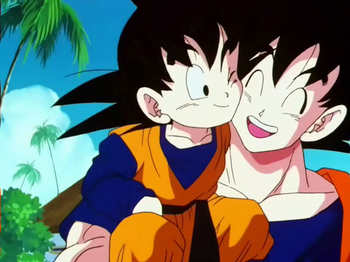 dragon ball z heartwarming tv tropes
