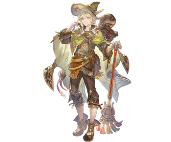 Granblue Fantasy Primal Beasts / Characters - TV Tropes