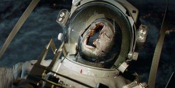 gravity dead astronaut face - photo #11
