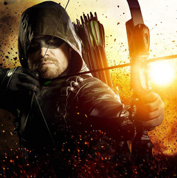 Arrowverse: Oliver Queen / Characters - TV Tropes
