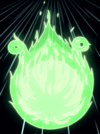 https://static.tvtropes.org/pmwiki/pub/images/green_catalyst_comet.png