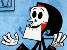 the grim adventures of billy mandy the main trio characters