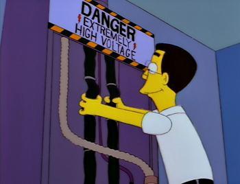 High Voltage Death