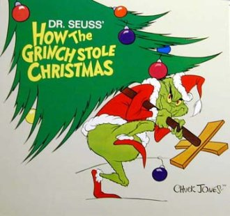 How The Grinch Stole Christmas 1966 Characters.How The Grinch Stole Christmas Western Animation Tv Tropes