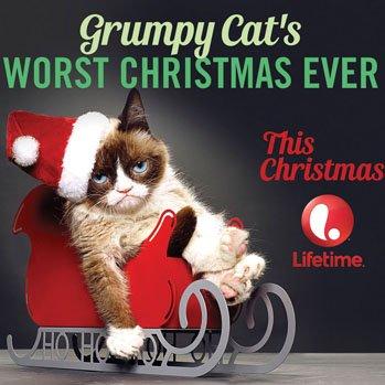Grumpy Cat's Worst Christmas Ever (Film) - TV Tropes