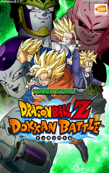 Dragon Ball Z: Dokkan Battle (Video Game) - TV Tropes