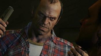 Grand Theft Auto V Nightmare Fuel Tv Tropes