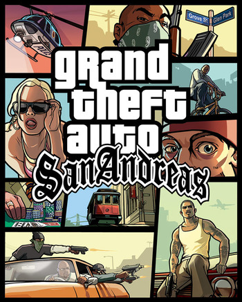 Grand Theft Auto: San Andreas (Video Game) - TV Tropes