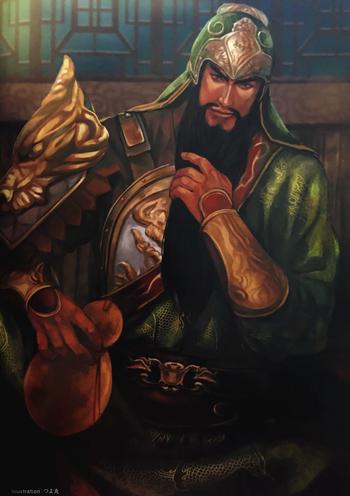 Dynasty Warriors: Shu Kingdom / Characters - TV Tropes