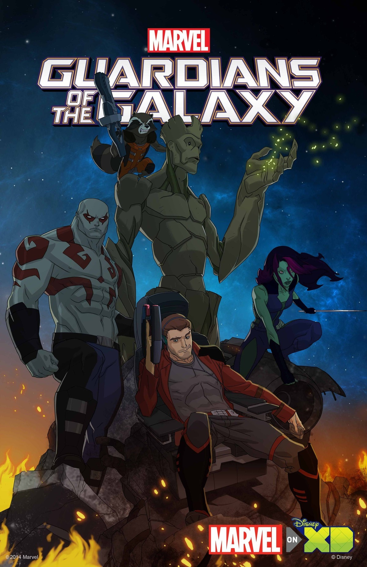 Tv Westerns Trivia Guardians Of The Galaxy