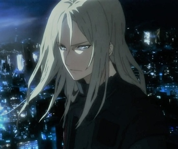 guilty crown main characters characters tv tropes