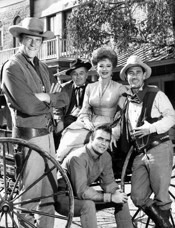 Gunsmoke (Series) - TV Tropes