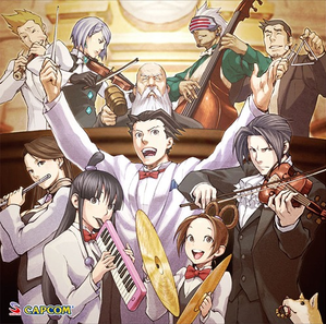 Ace Attorney Awesome Music Tv Tropes