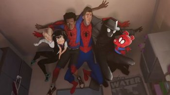 Spider-Man: Into the Spider-Verse / Funny - TV Tropes