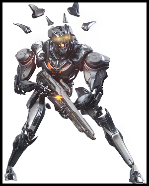 Halo Forerunners / Characters - TV Tropes