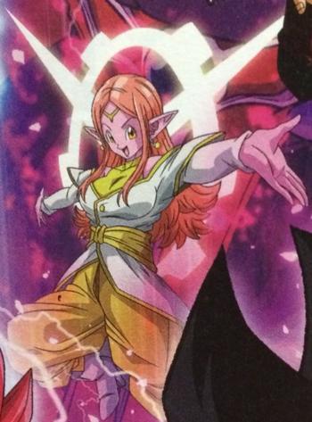 Dragon Ball Xenoverse / Characters - TV Tropes