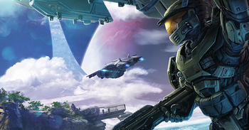 Halo Franchise Tv Tropes