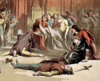 How money killed in shakespeares plays essay