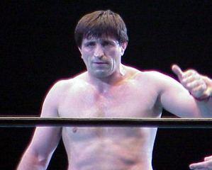 Volk Han (Wrestling) - TV Tropes