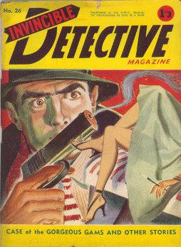 Crime Fiction Genre