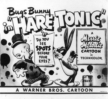 Hare Tonic Western Animation Tv Tropes