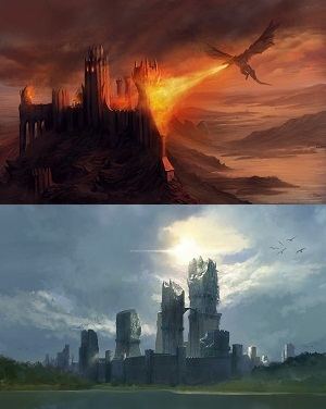 A Song Of Ice And Fire Lords Of Harrenhal Characters