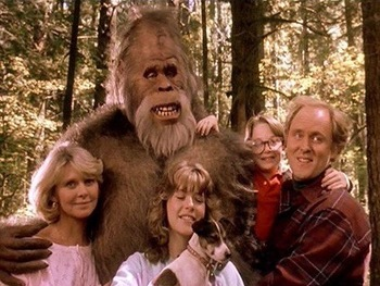 Harry and the Hendersons (Film) - TV Tropes
