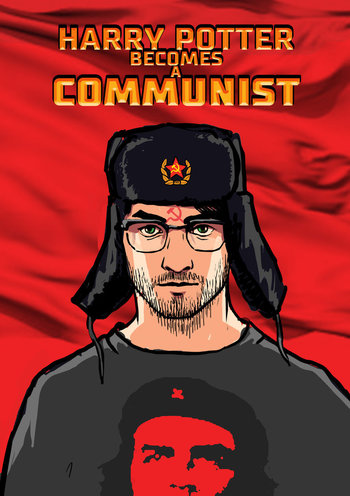 Harry Potter Becomes A Communist / Fan Fic - TV Tropes