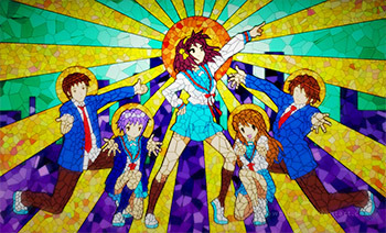 http://static.tvtropes.org/pmwiki/pub/images/haruhi_church_stained_glass.jpg