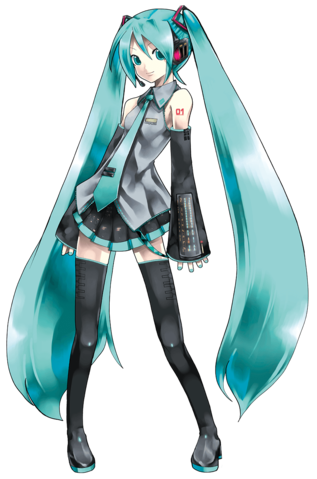 Vocaloid / Characters - TV Tropes