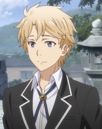 My Teen Romantic Comedy SNAFU / Characters - TV Tropes