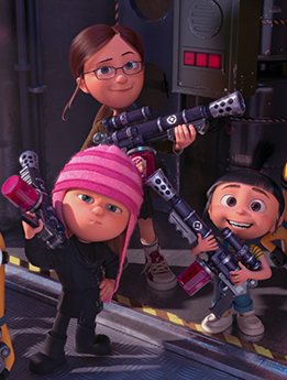Despicable Me The Gru Family Characters Tv Tropes