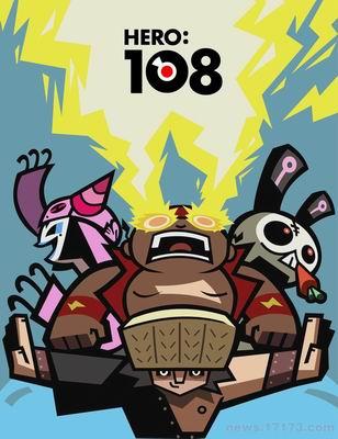 hero 108 western animation tv tropes