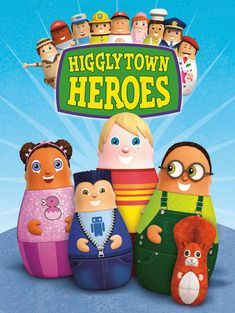 higglytown heroes western animation tv tropes