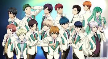 High School Star Musical (Anime) - TV Tropes