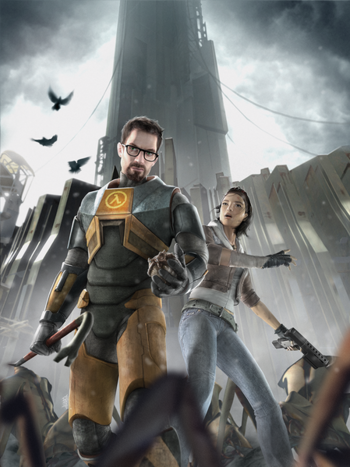 Half-Life 2 (Video Game) - TV Tropes