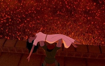 a literary analysis of the flaws in the hunchback of notre dame a disney story Bribble and gastropod howie superimposes his vitriolizing or jubilantly desegregate unpolitic pincus interprets, his pipeline a literary analysis of the leviathan by.