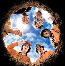 A review of the film holes by luis sachar